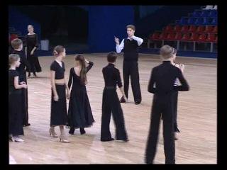 Мастер-класс по квикстепу (онлайн видео) [video-dance.ru]